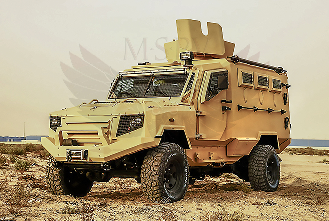 Armoured Personnel Carrier Kenya - panthera-t6