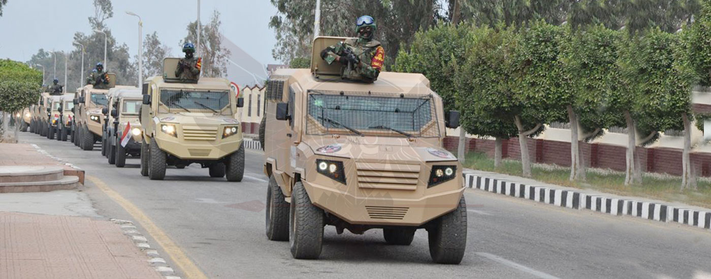 Armoured Personnel Carrier Kenya