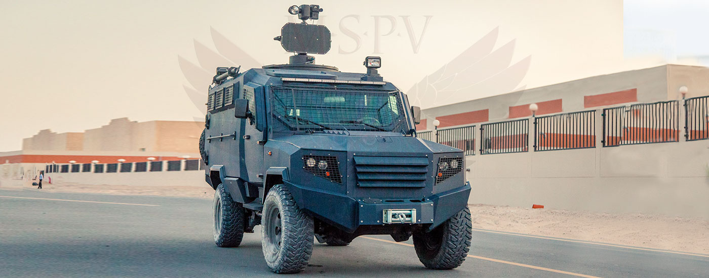 Armoured Personnel Carrier Kenya - Panthera T6