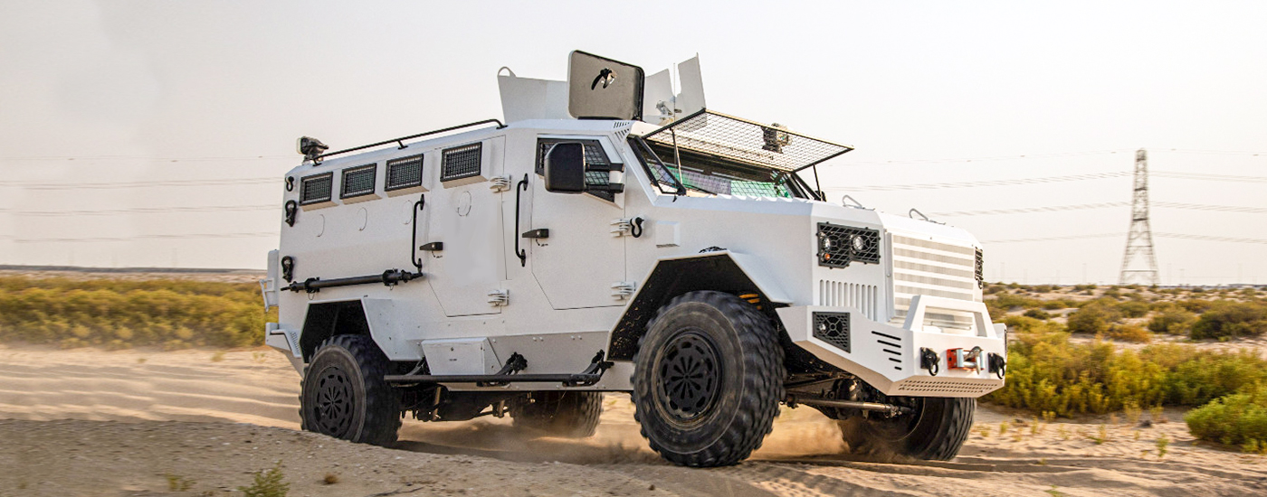 Armoured Personnel Carrier Kenya - Panthera F9
